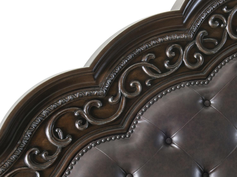 RIGGINS King Bed - Headboard