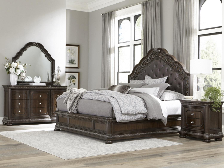 RIGGINS King Bed Set