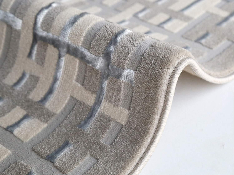 SIDNEY Striped Rug - Side