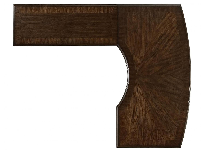 AMERICUS L-Shaped Desk - Left Reverse