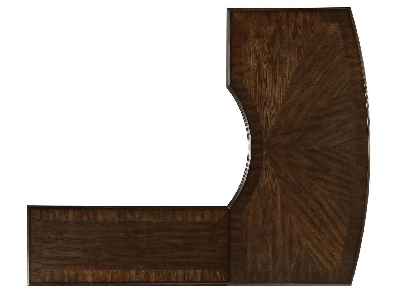 AMERICUS L-Shaped Desk - Right Reverse