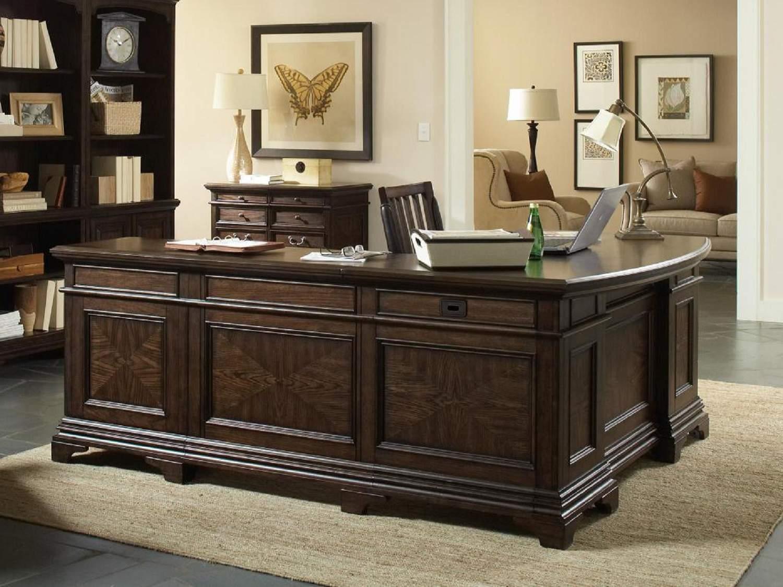 AMERICUS L-Shaped Desk