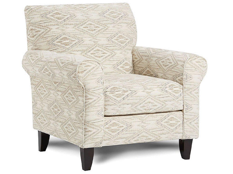 BERTHA Accent Chair