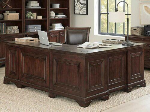 CLINTON L-Shaped Desk