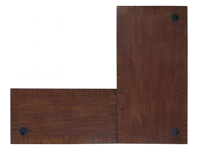 CLINTON L-Shaped Desk - Top