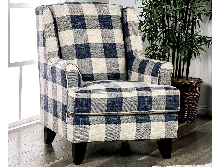 ELMORE Square Accent Chair