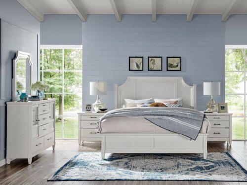 KATRINE King Bed Set