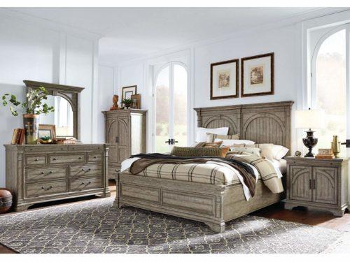 KEARNEY King Bed Set