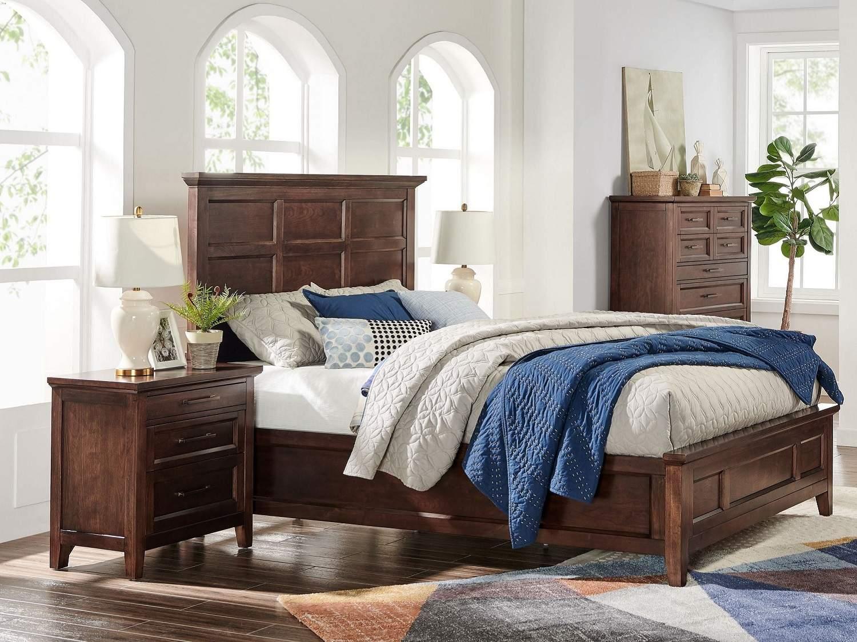 MacTier King Bed Set