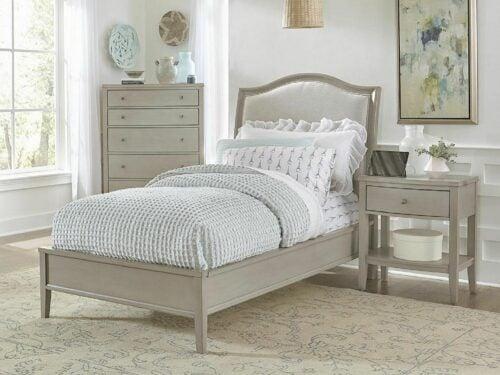 SANTEE Twin Bed Set