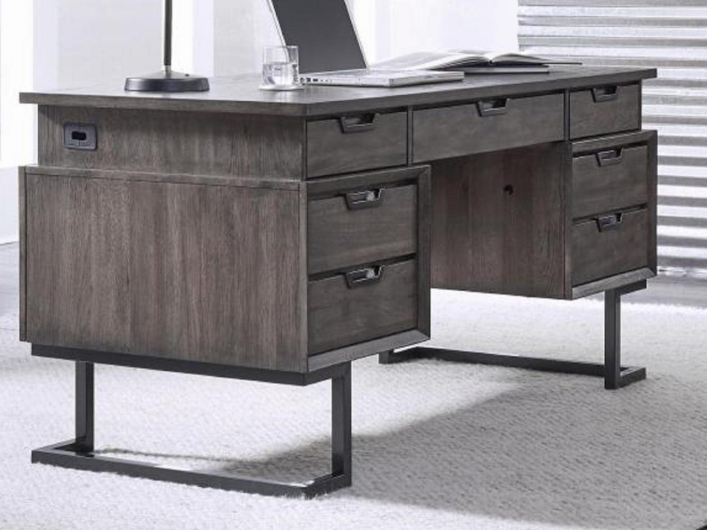 SENECA Executive Desk - Back