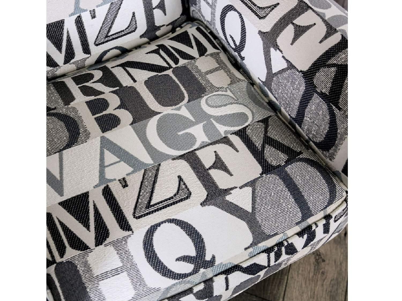 TRIPOLI Letters Accent Chair - SeatTRIPOLI Letters Accent Chair - Seat