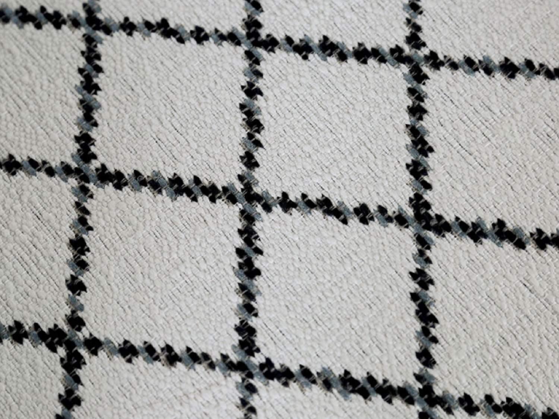 TRIPOLI Square Accent Chair - Fabric