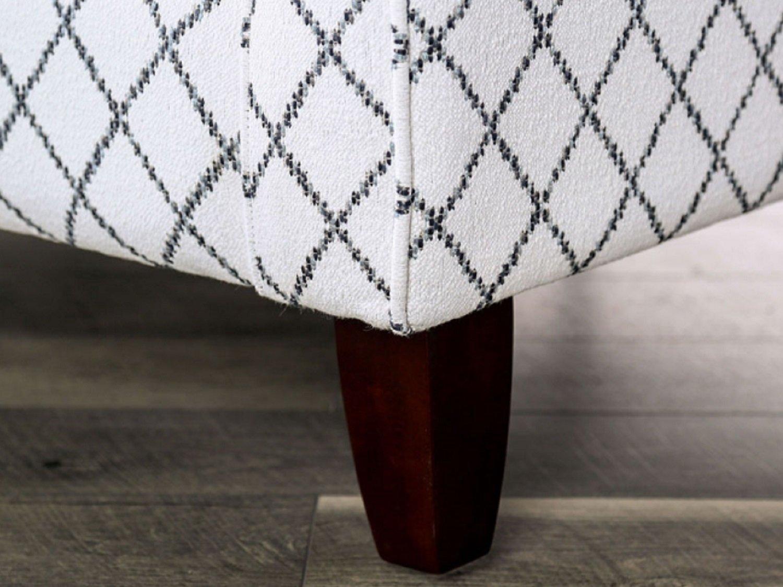TRIPOLI Square Accent Chair - Leg