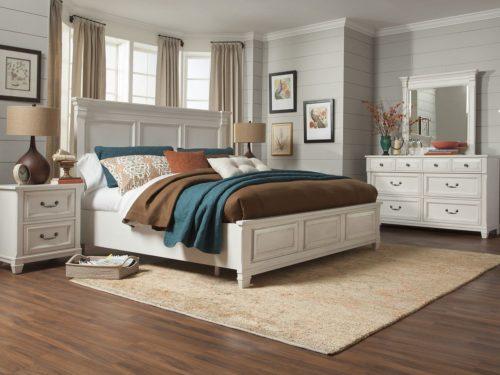 WALDEN Queen Bed Set