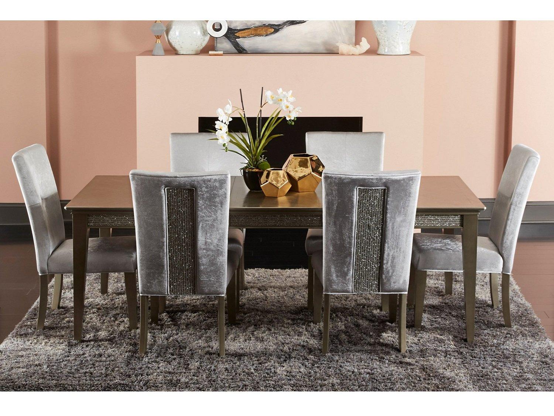AMELIA 6-Seat Dining Set