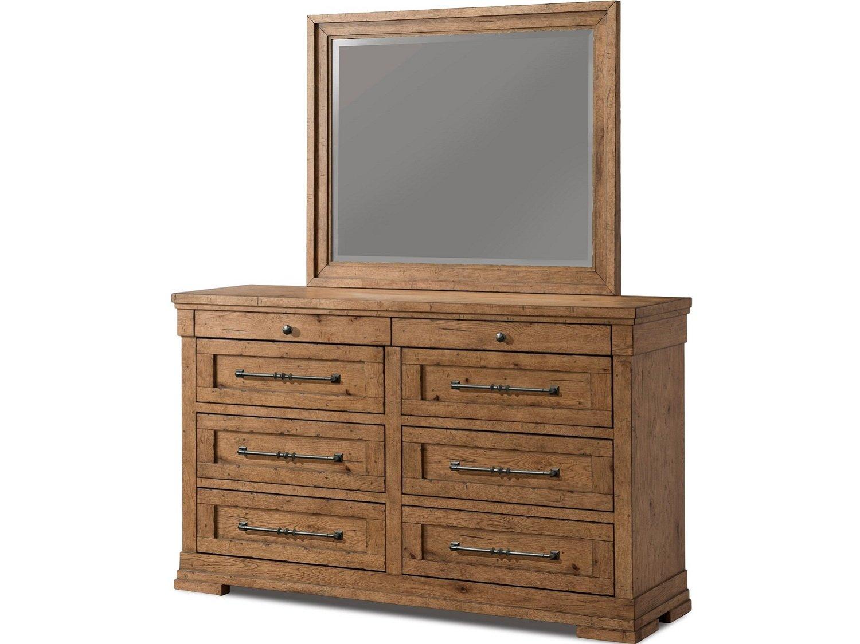 CARLIN Dresser & Mirror